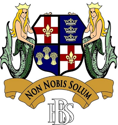 Boston High School  badge