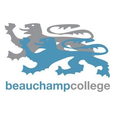 Beauchamp College badge