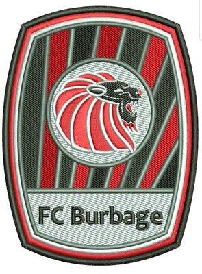 FC Burbage badge