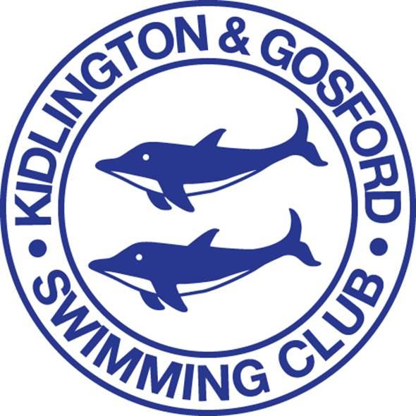 Kidlington Swimming Club badge