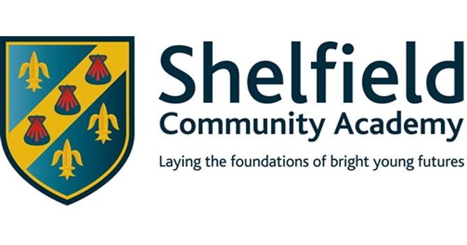 Shelfield Community Academy  badge